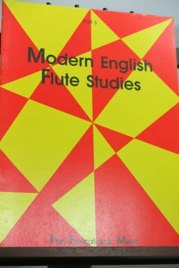 Modern English Flute Studies